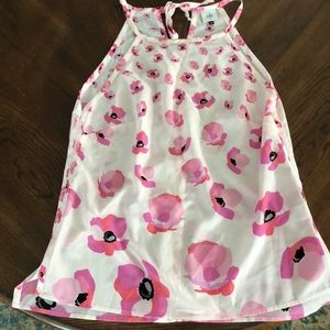 Cabi Floating Poppies Top 5218